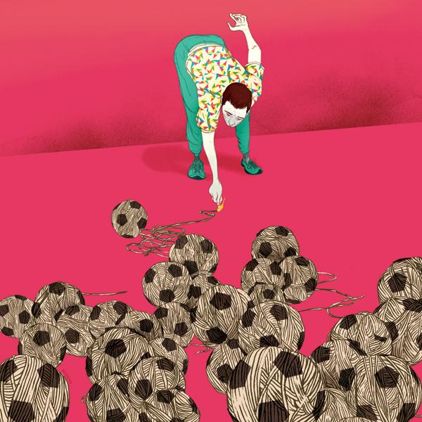 Illustrator - Marcos Chin