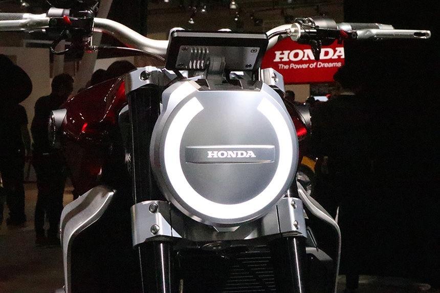 Концепт Honda Neo Sports Cafe на Автосалоне Токио (фото)
