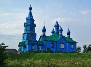 Церковь св. Параскевы Пятницы (св. Николая)