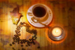 Вечерний кофе...