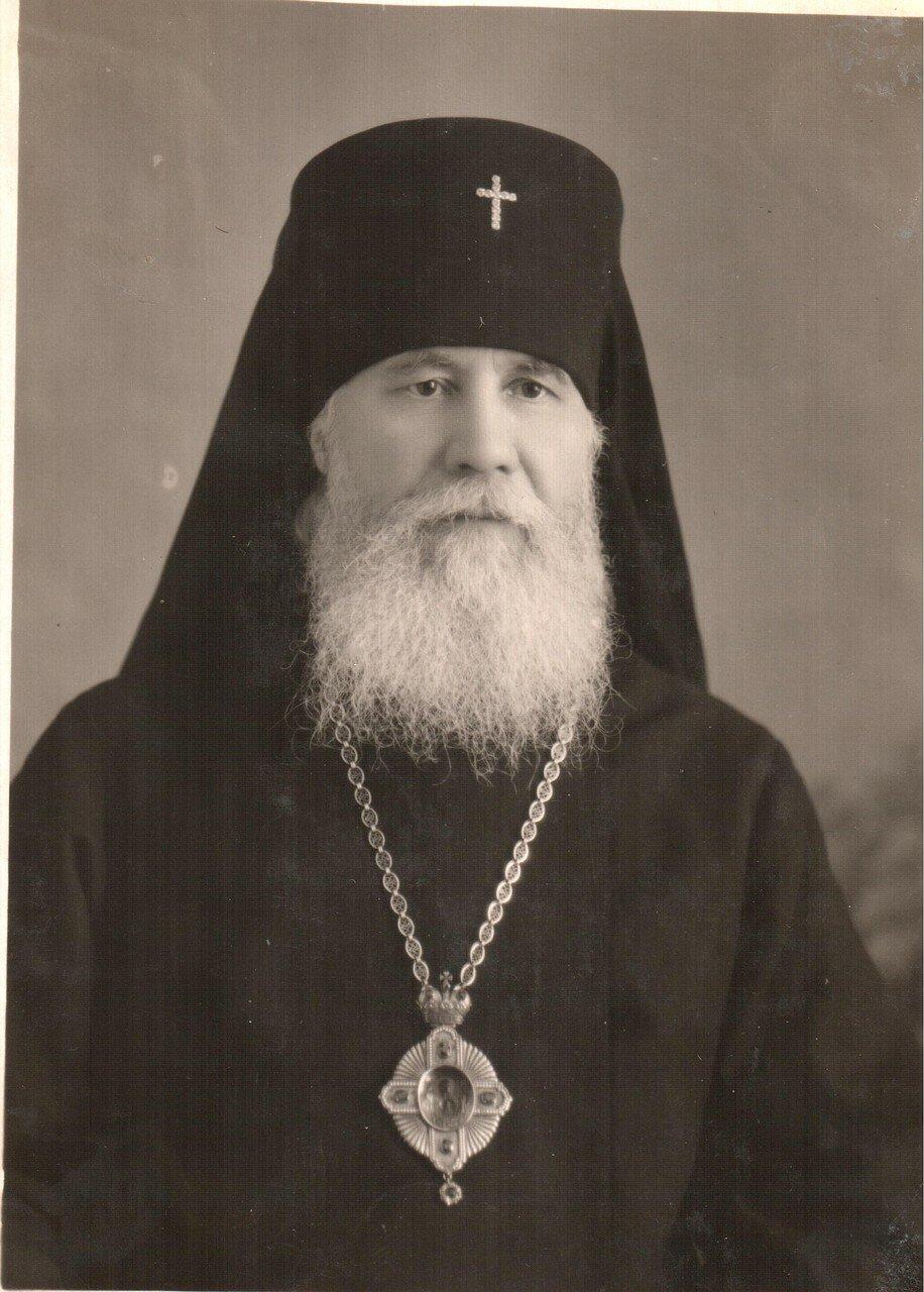 1950-е. Архиепископ Иоанн Пермский