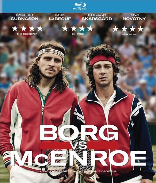 Борг/Макинрой / Borg McEnroe (2017/BDRip/HDRip)