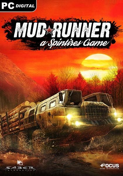Spintires: MudRunner (2017/RUS/ENG/RePack by xatab)