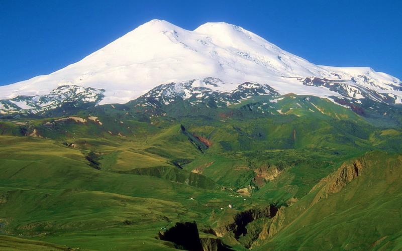 Самые высокие горы Европы