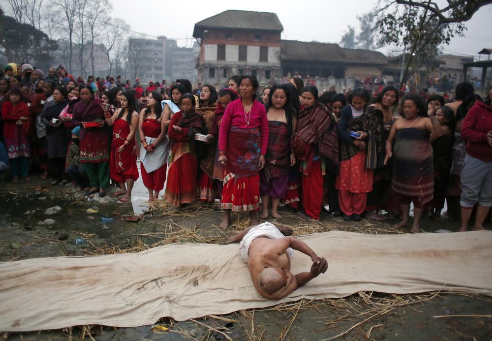 Повседневная жизнь в Непале в фотографиях