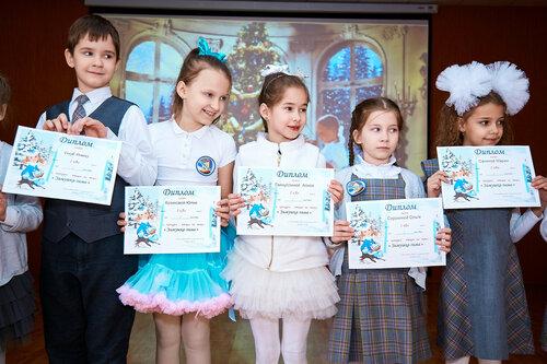 Конкурс чтецов в 1 классе. Январь, 2018