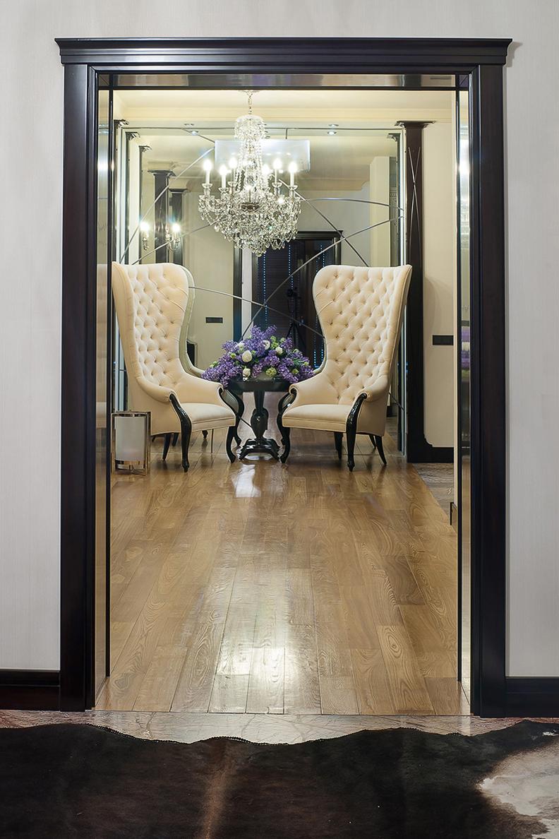 фотосъемка для портфолио: дверной проем в интерьере