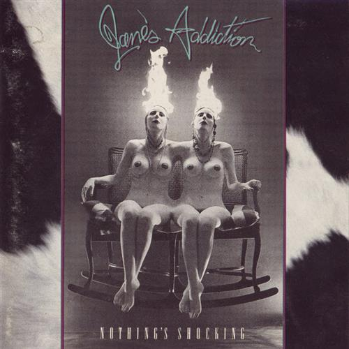 Jane's Addiction - 1988 - Nothing's Shocking [Warner Bros., 9 25727-2, USA]