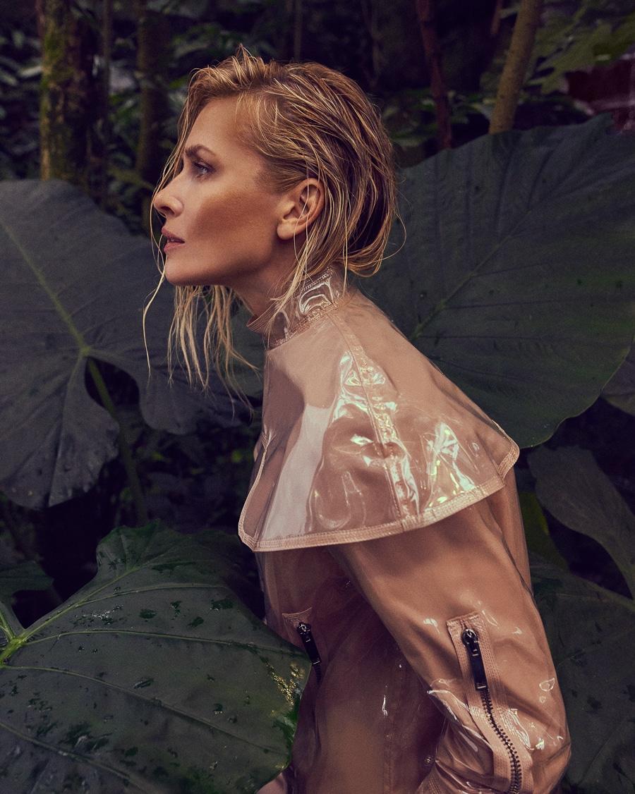 Daniela Pestova by Andreas Ortner for Valentino Spring Summer 2018