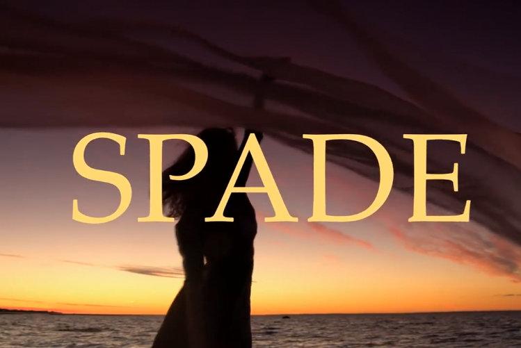 SPADE - D`ora innanzi (mus.Phil Ginzburg, lir.Michael Kirichenko) - скрин к видео