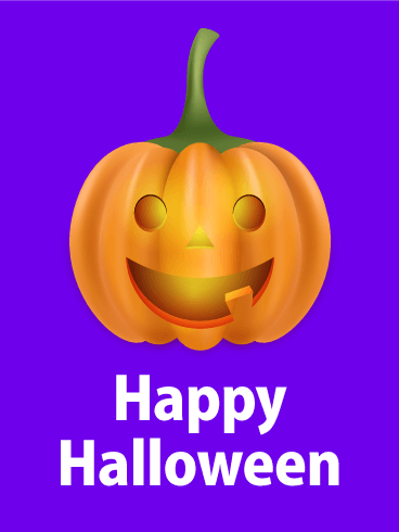 Happy Halloween Originali Auguri Di Immagine - Gratis, belle dal vivo auguri