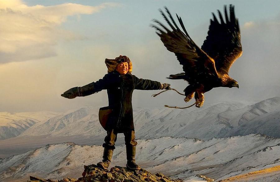 17. В монгольских степях можно научиться сражаться и выживать, как это умели истинные воины, покоряв