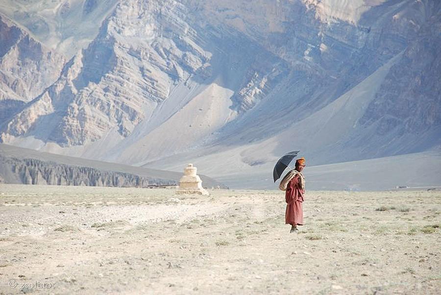 40. Станьте буддистским монахом на месяц — Тибетские Гималаи Это духовное приключение приведет вас в