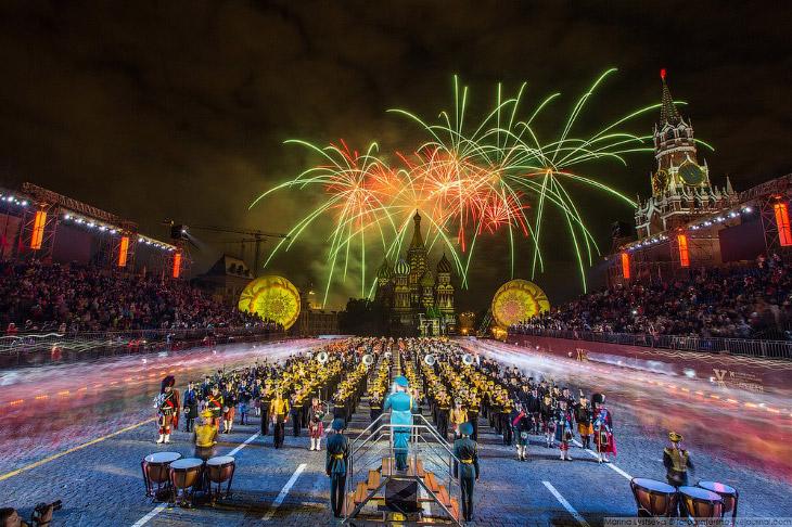 Фестиваль Спасская башня 2017 (46 фото)