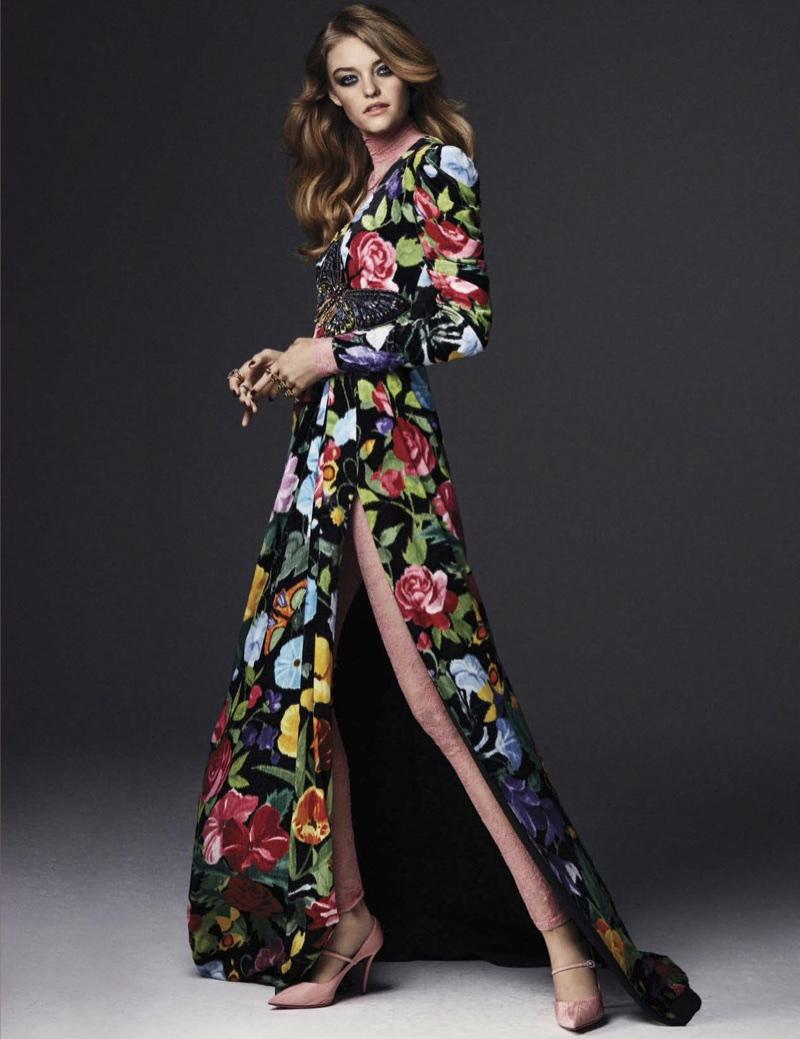 Уиллоу Хэнд в кавер-стори Vogue Mexico