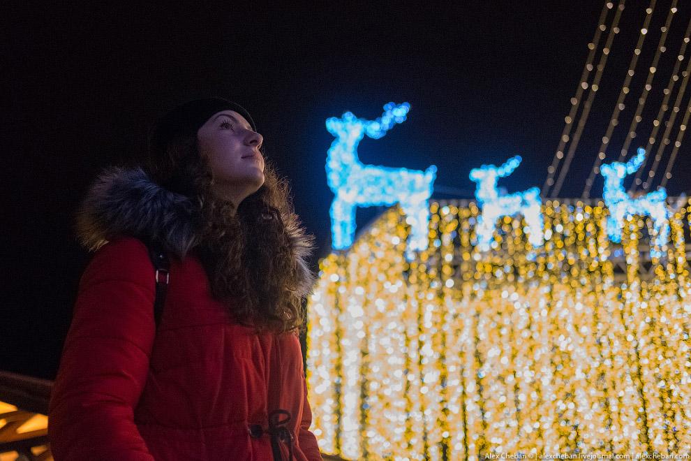 Рождественский Киев