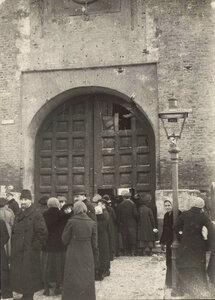 Проезжие ворота