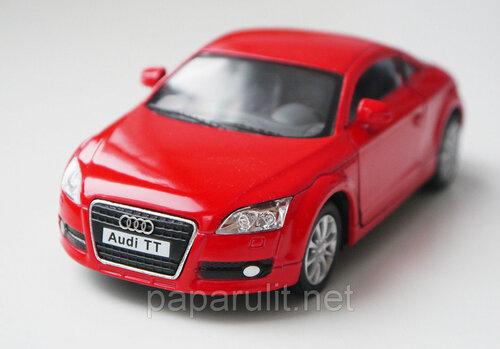 Kinsmart Audi TT Coupe