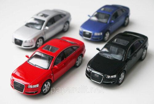 Машинка Kinsmart Audi A6