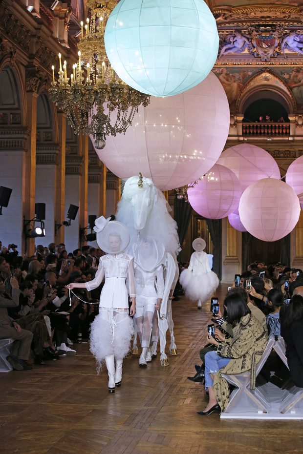 #PFW: Thom Browne Spring Summer 2018 Collection