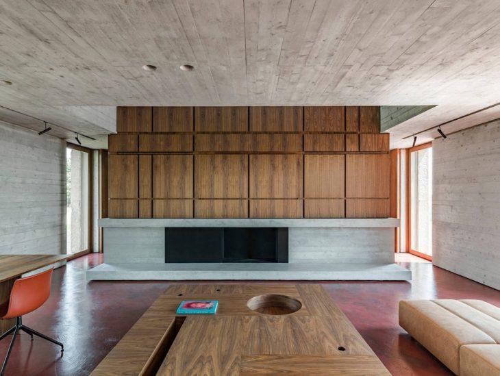 AP House by Gardini Gibertini Architetti (26 pics)