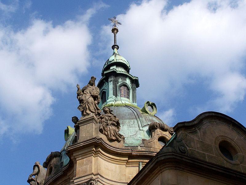 Olomouc - John Sarkander Chapel.