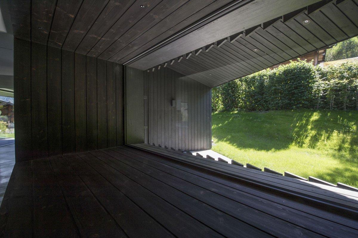 Современная резиденция в Шамони-Мон-Блан