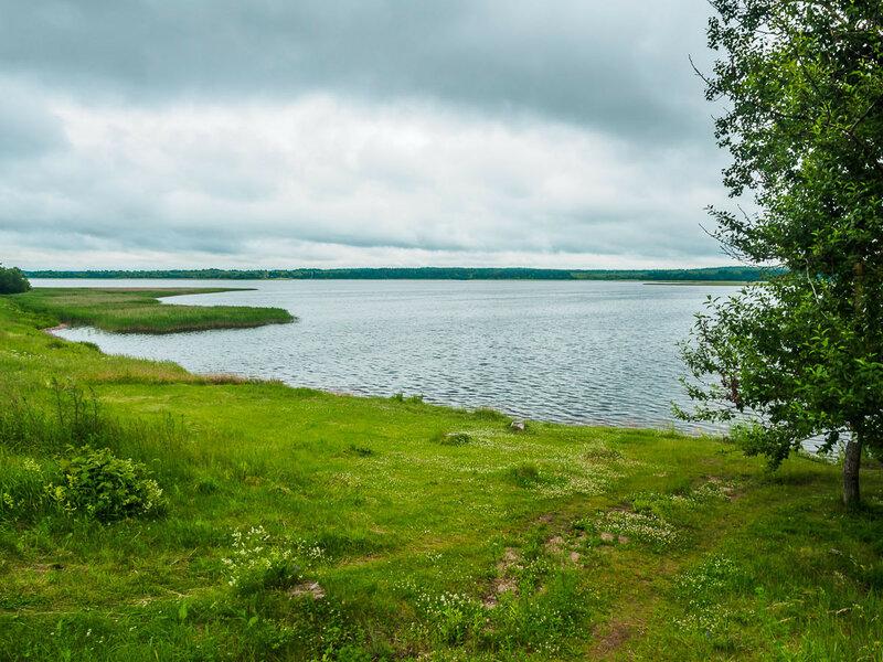 Озеро Ороно
