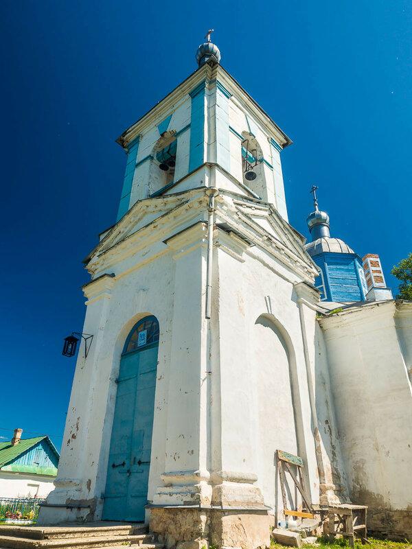 Успенская церковь в Молочково, 1815 г.