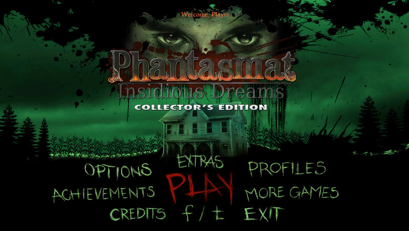 Phantasmat: Insidious Dreams CE