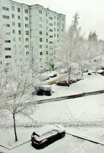 Была зима во дворе