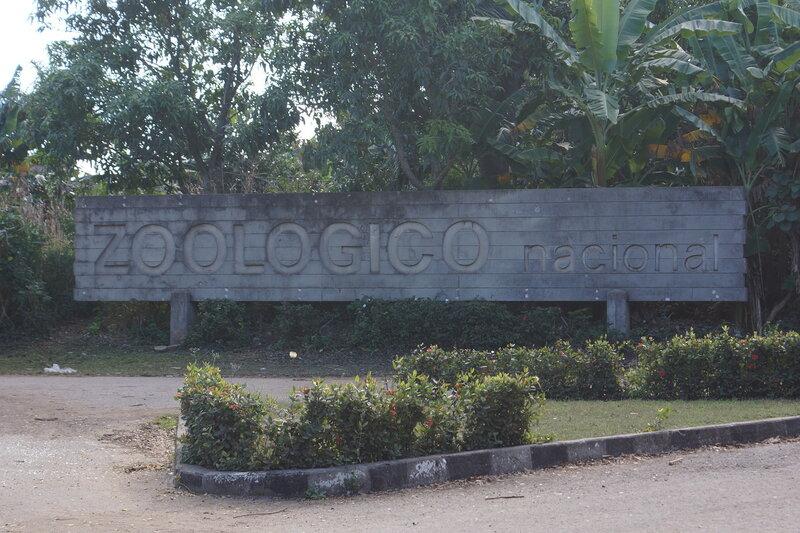 Зоопарк Гаваны