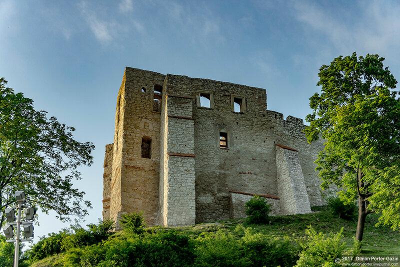 Казимеж-Дольны. Замок Казимеж