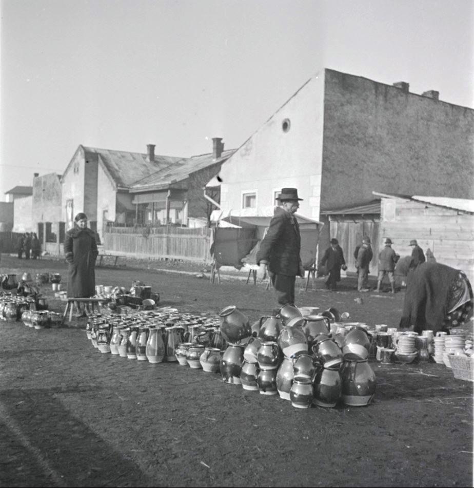 На рынке. Ужгород