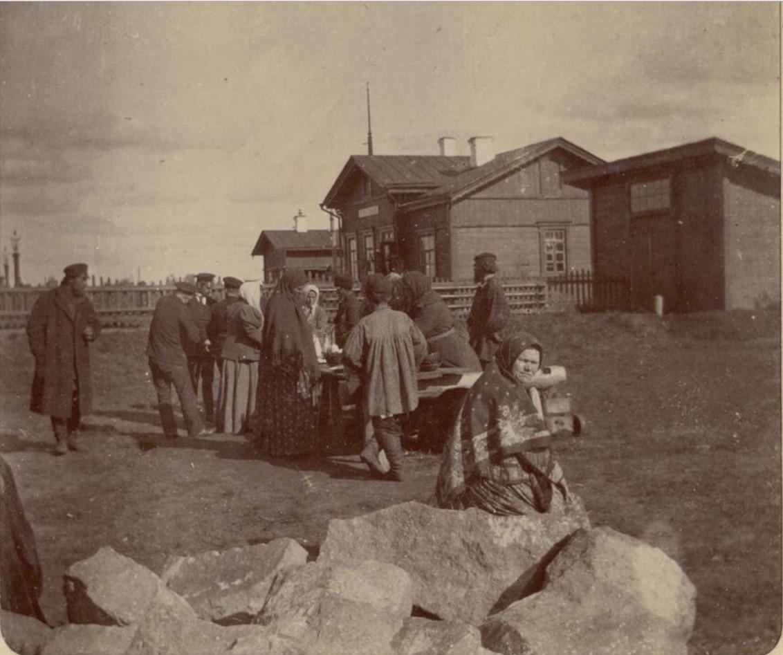 08. Станция Боготол