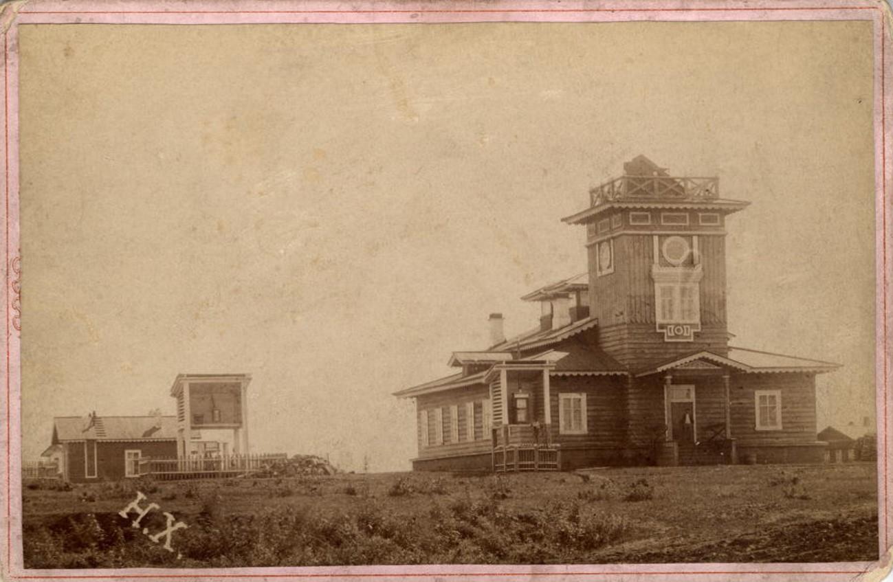 Обсерватория. 1885