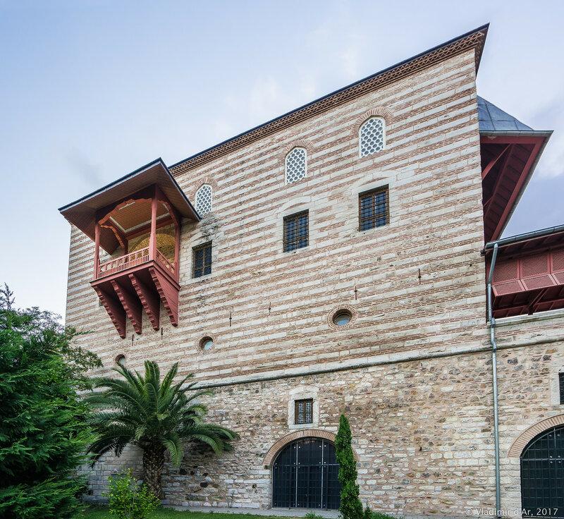 Музей турецкого и исламского искусства, расположенный в бывшем дворце Ибрагима-Паши