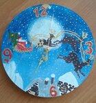 Магомедова Насигат (рук. Барышева Наталья Николаевна) - Новогодние часы