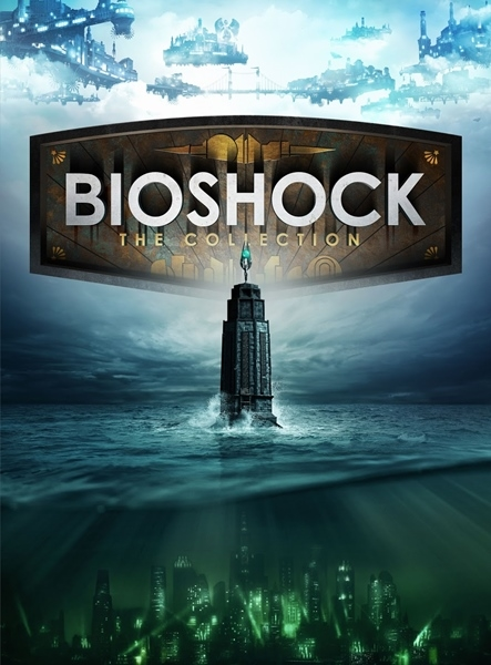 BioShock: Collection - Remastered (2016/RUS/RePack by xatab)