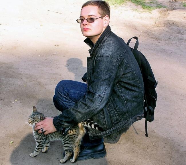 Его звали Алеша. Алексий Алеох   (25.03.1982 – 22.07.2005).