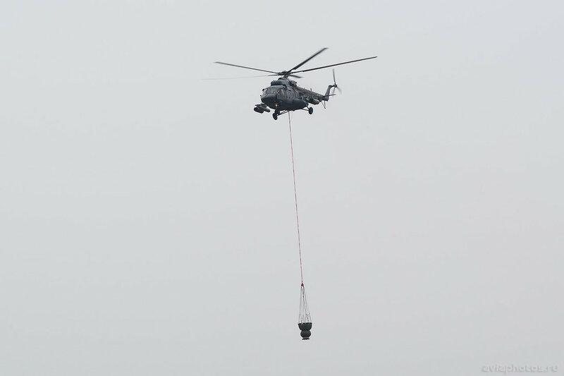 Миль Ми-8МТВ-5 ВКС России 0687_D806342