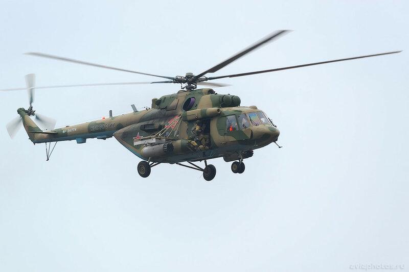 Миль Ми-8МТВ-5 (RF-24774 / 39 красный) ВКС России 0391_D806066