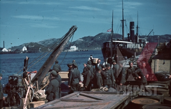 stock-photo-ww2-color-norway-german-supply-ships-harbour-cargo-cranes-petrol-flag-1940-8015.jpg