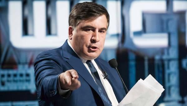 Саакашвили заявил, что не нарушал закон и пройдет все необходимые юридические процедуры (ВИДЕО) — РНС