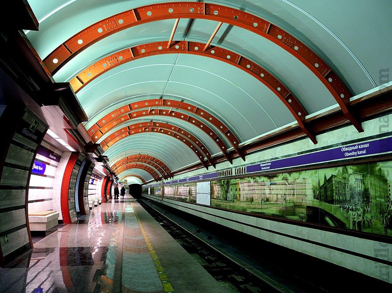 парадиз, где фото наземных станций метро спб сверху