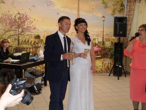 Кафе ДЮ Пан свадьба