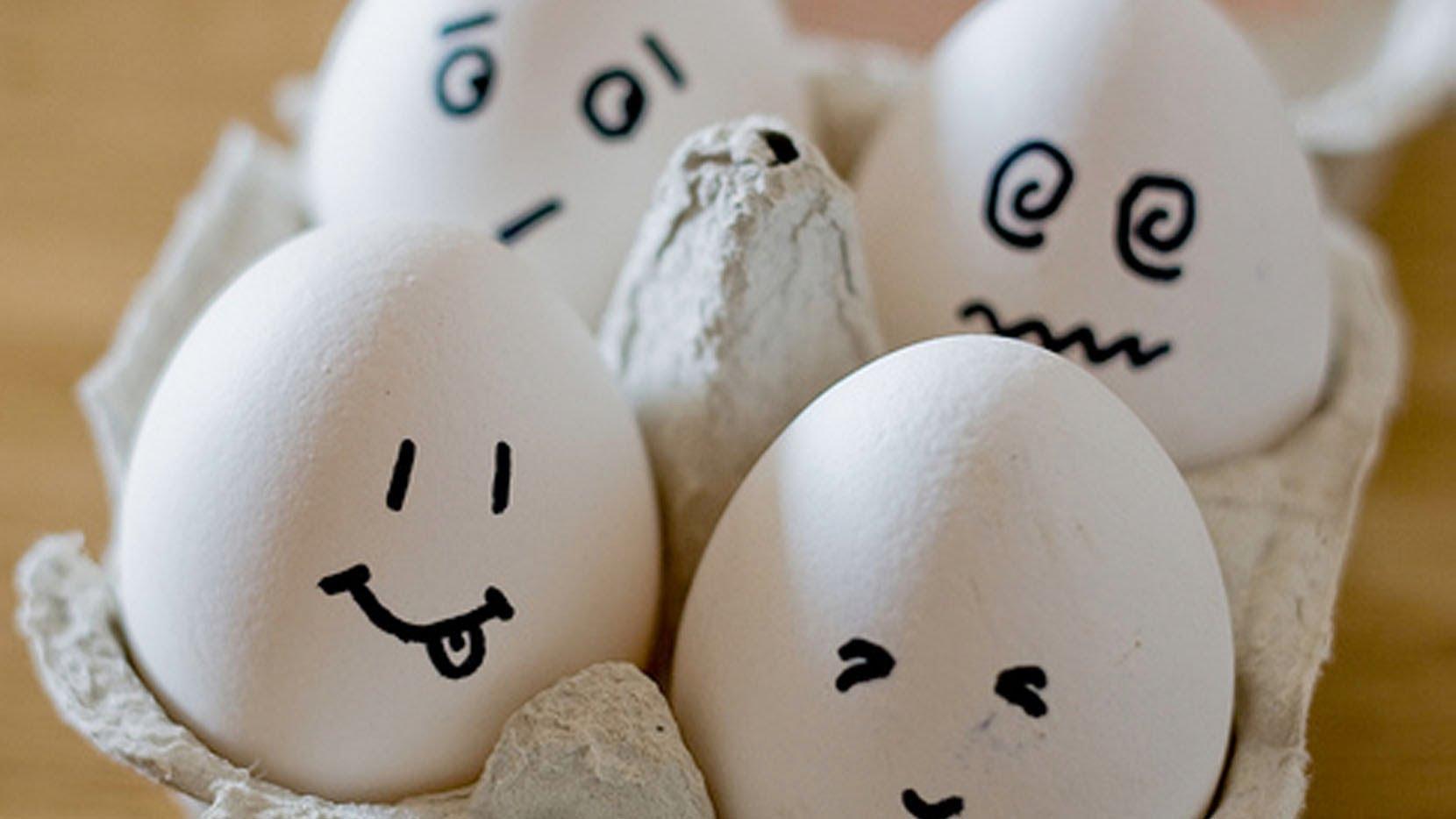 С Всемирным днем яйца. Поздравляю!