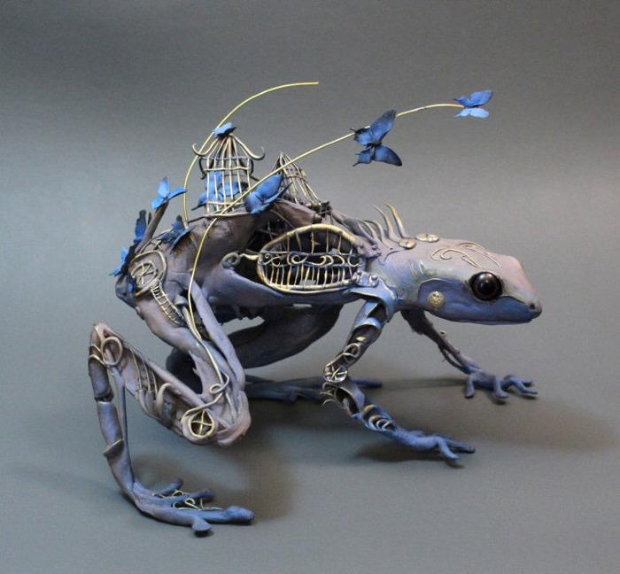 Захватывающая игра щупальцев, или образы осьминогов в искусстве