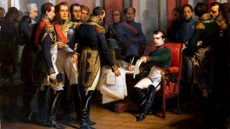 Доносить заставляли французов, которые служили в русских семьях — врачей, гувернеров, учителей