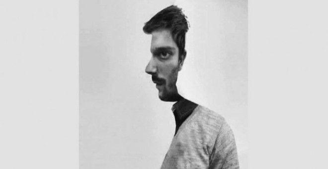 1. Если вы выбрали вариант №1, тогда вам в первую очередь попались в глаза его нос и рот. Это означа